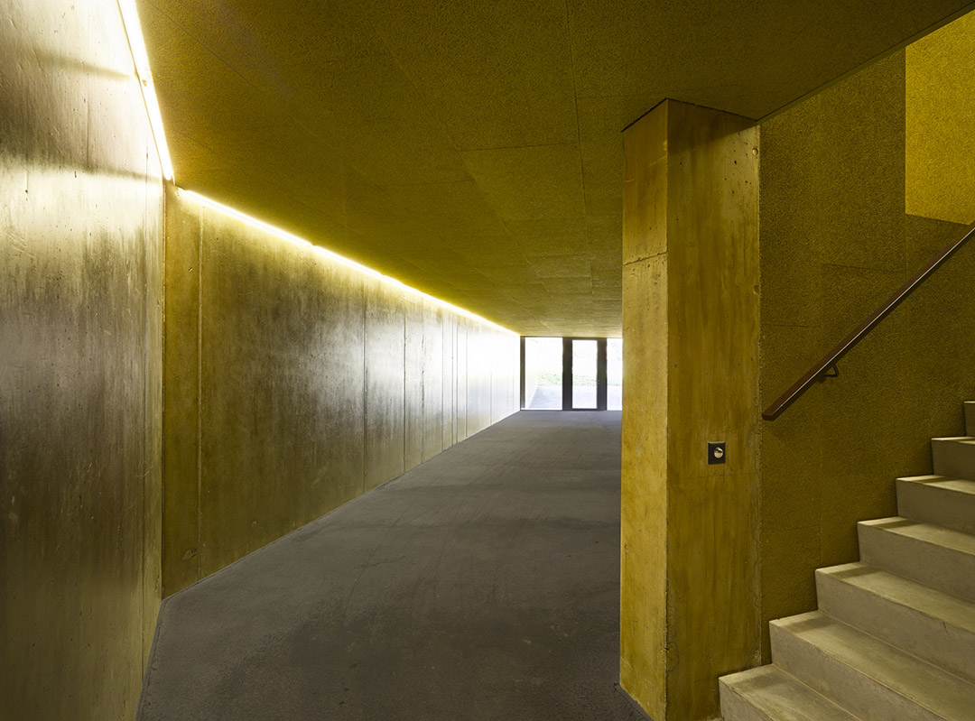 Appartment House Herrenmatt in Brugg, AG / Ken Architekten第12张图片
