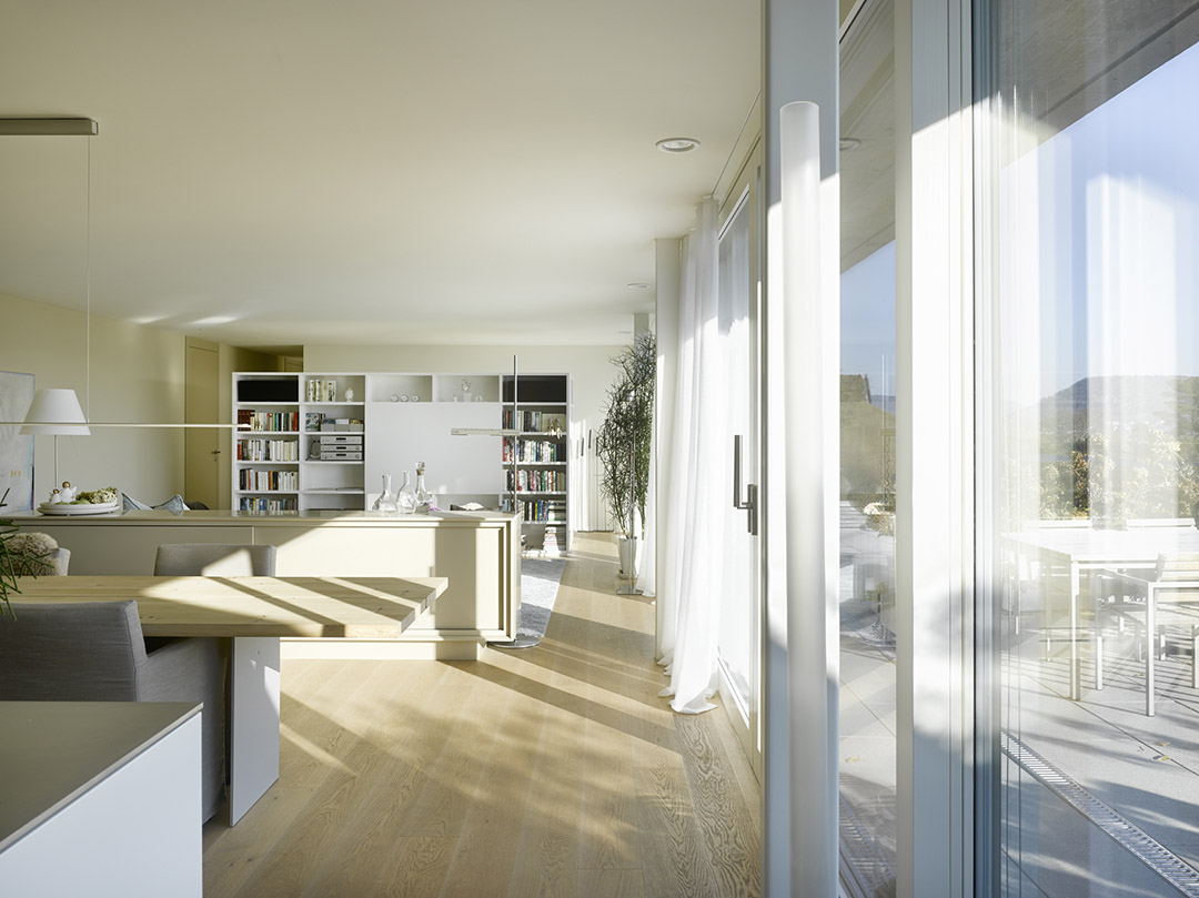 Appartment House Herrenmatt in Brugg, AG / Ken Architekten第17张图片