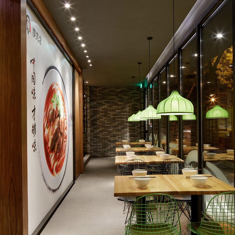 Mr Lee Noodle House, Beijing, China / Golucci第1张图片