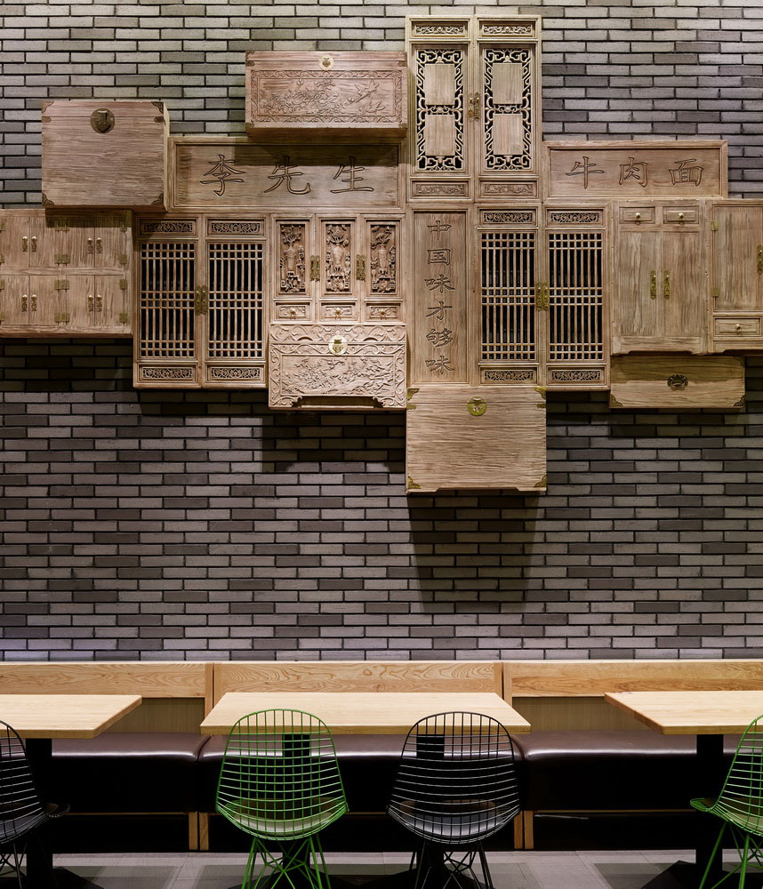 Mr Lee Noodle House, Beijing, China / Golucci第3张图片