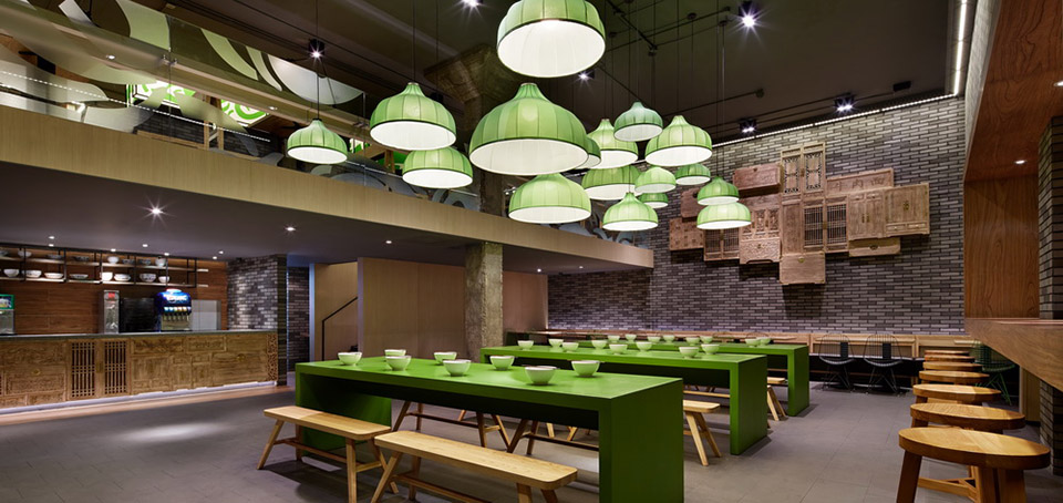 Mr Lee Noodle House, Beijing, China / Golucci第4张图片