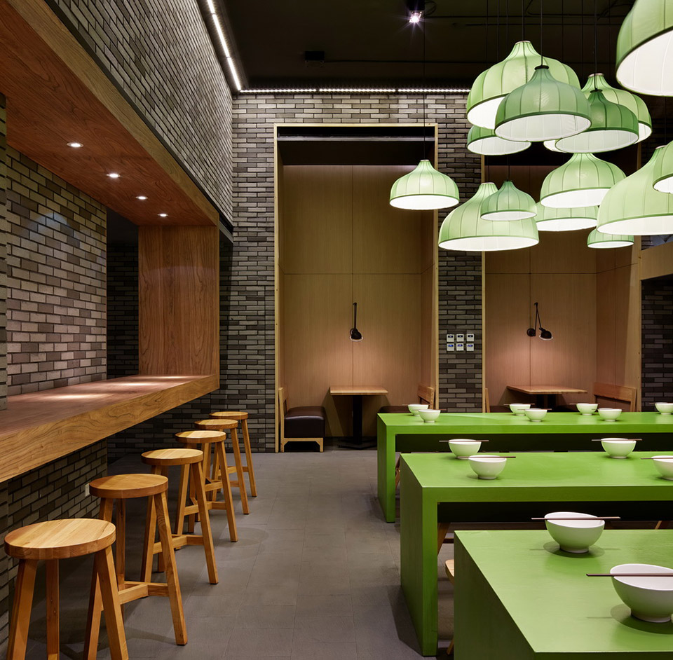 Mr Lee Noodle House, Beijing, China / Golucci第6张图片