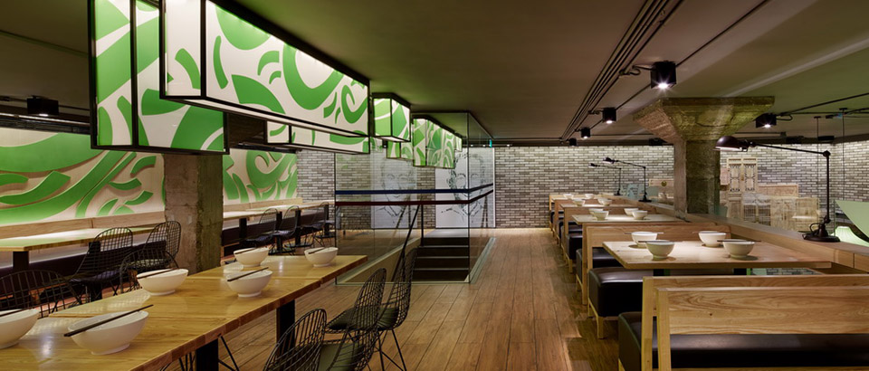 Mr Lee Noodle House, Beijing, China / Golucci第7张图片
