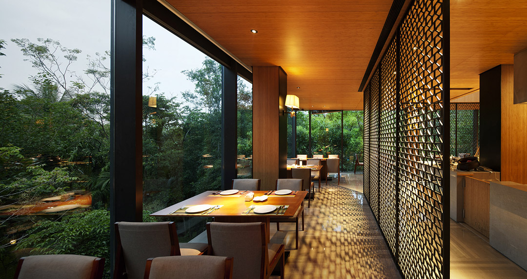 Restaurant and Teahouse at Narada Resort and Spa第13张图片