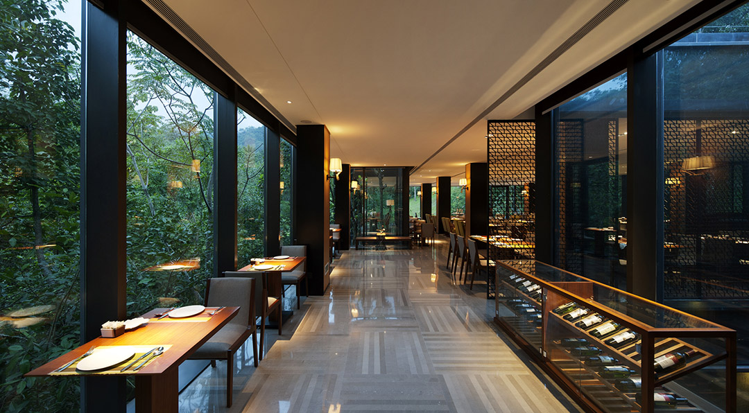 Restaurant and Teahouse at Narada Resort and Spa第12张图片