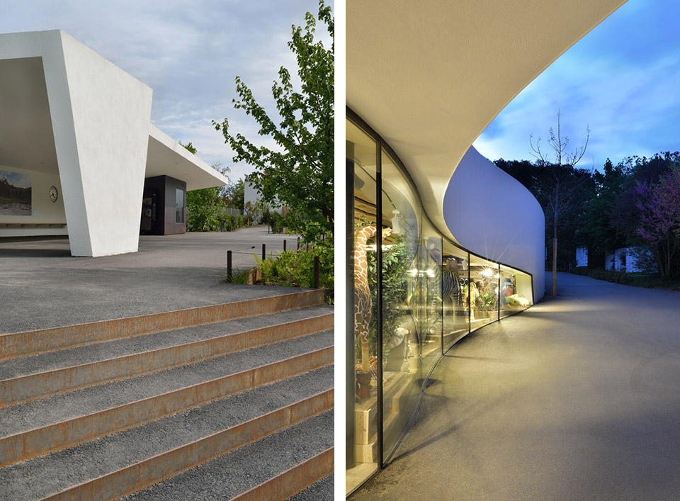 Renovation and Extension of the Zurich Zoo Foyer, 2014 / L3P第8张图片