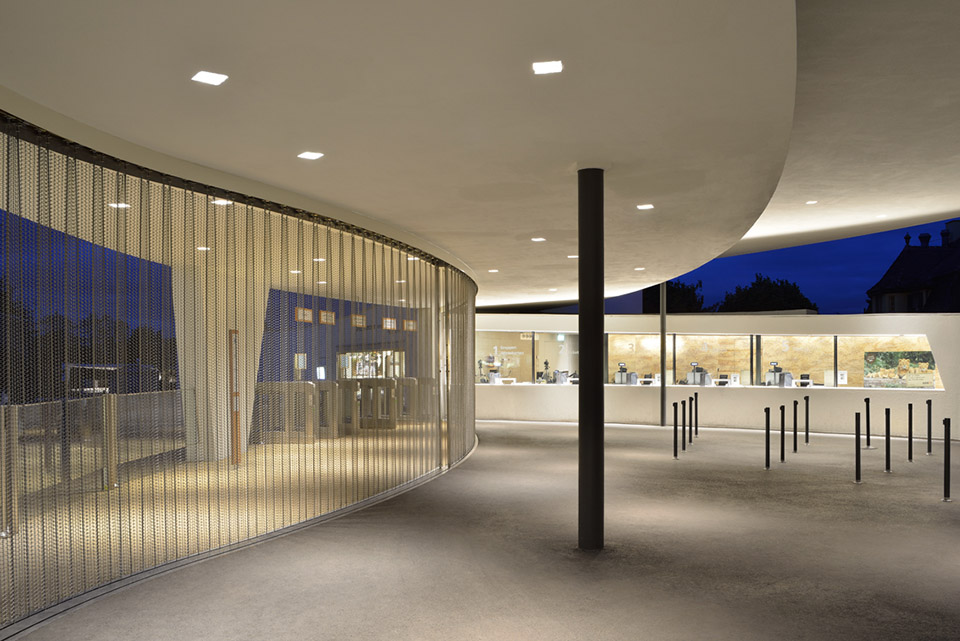 Renovation and Extension of the Zurich Zoo Foyer, 2014 / L3P第10张图片