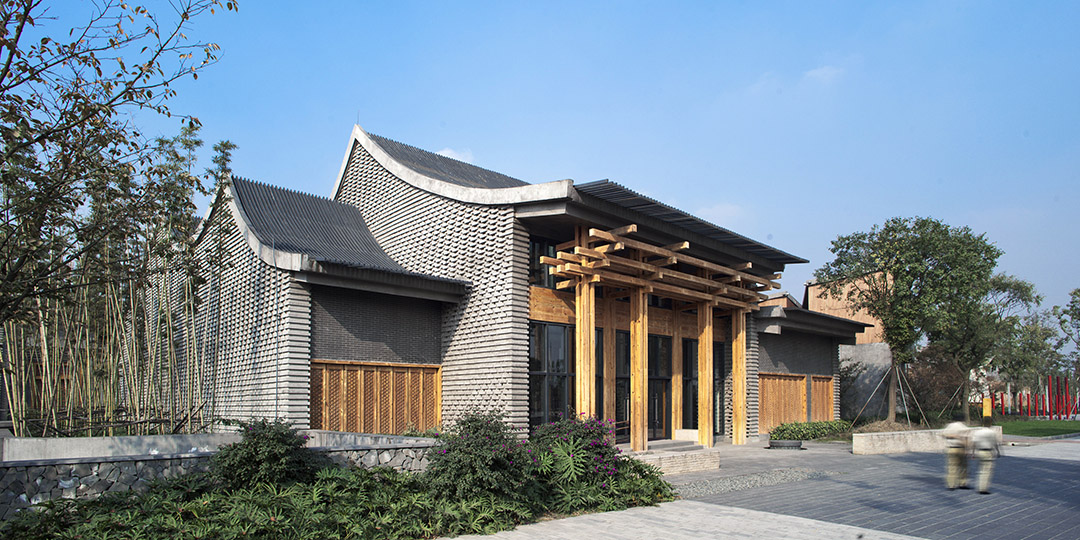 Ripple Wall / Archi-Union Architects第2张图片