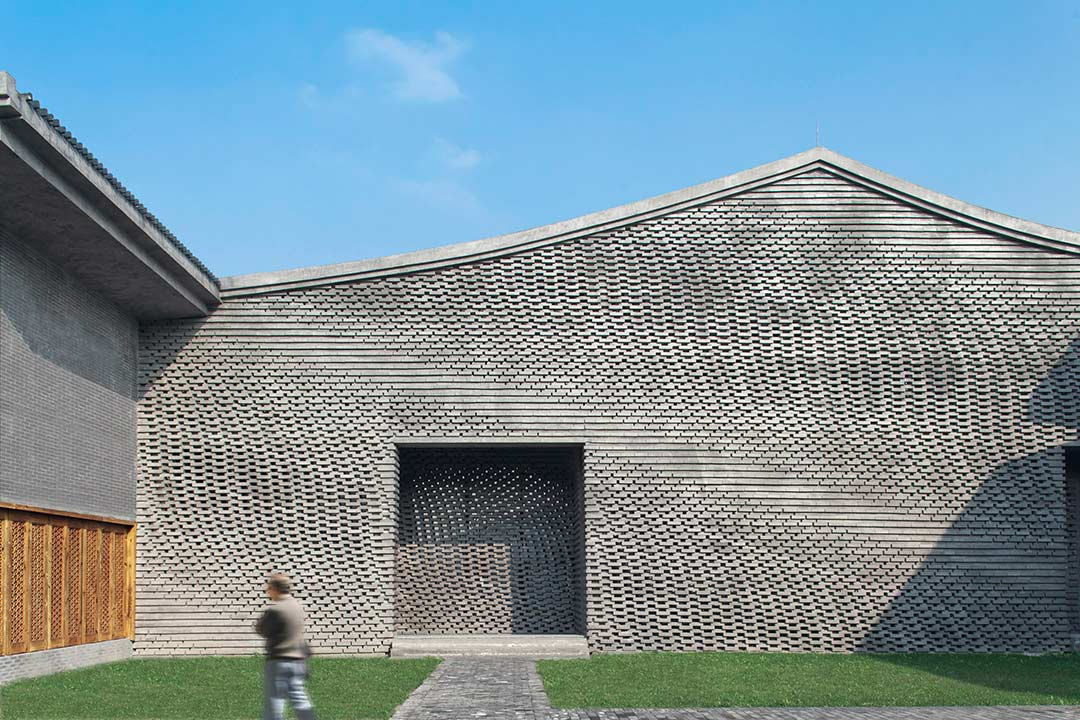 Ripple Wall / Archi-Union Architects第4张图片