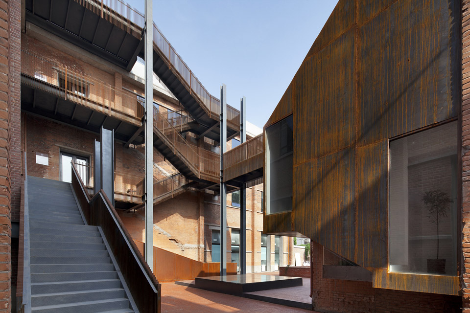 Rebirth of the Offset Printing Factory / Origin Architect第5张图片
