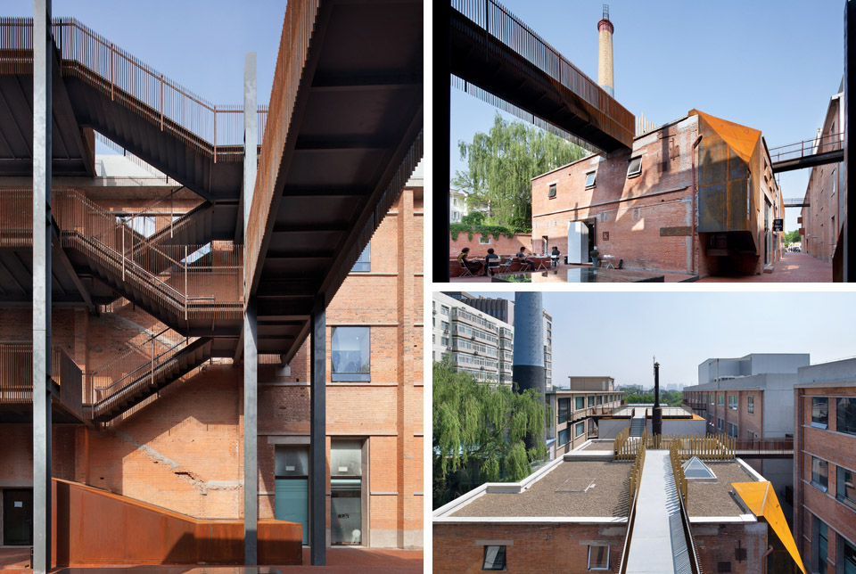 Rebirth of the Offset Printing Factory / Origin Architect第7张图片