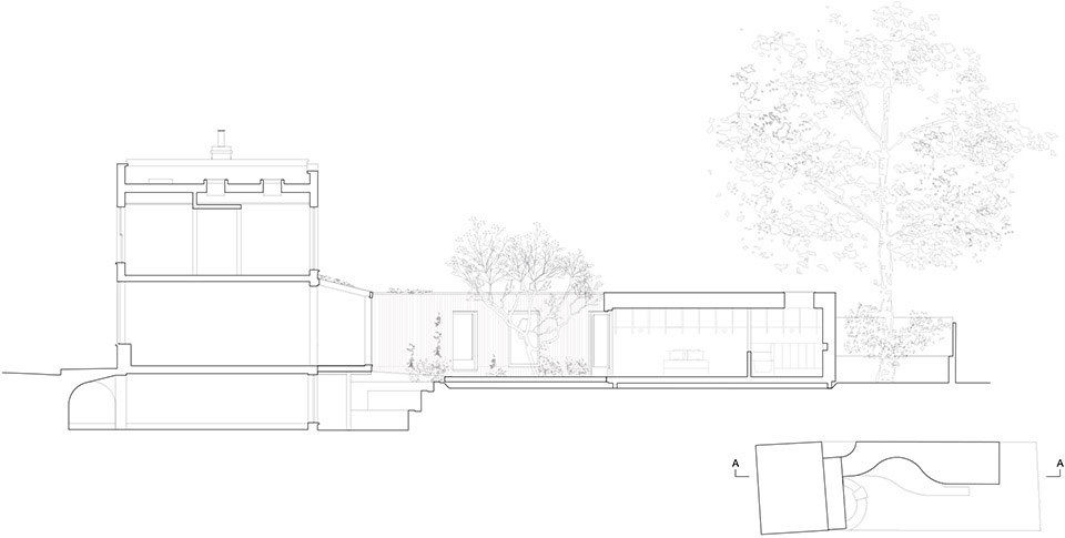 Tree House / 6a Architects第12张图片