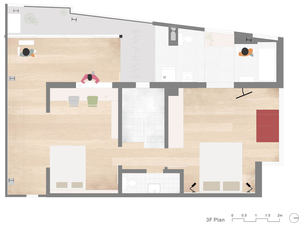都市山葵建筑设计工作室