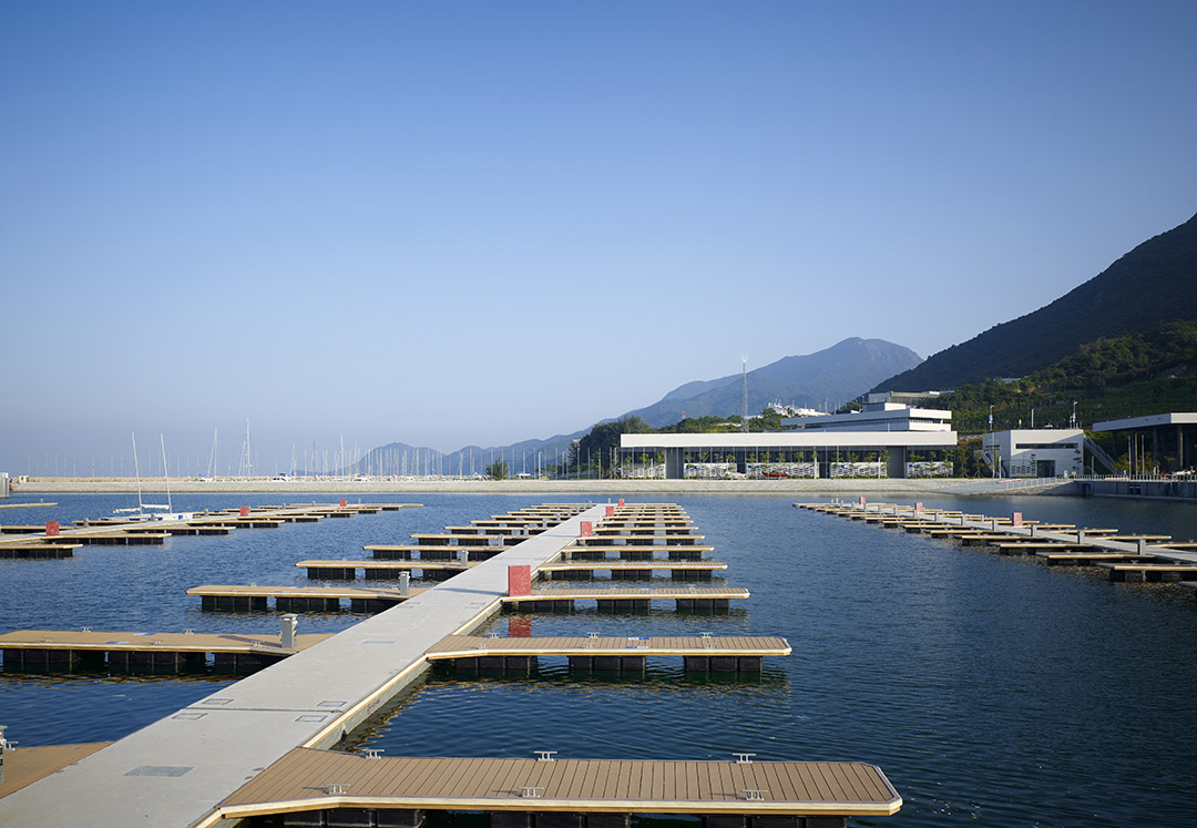Marine sports Base/Marine Navigation Sports School / 2A2第10张图片