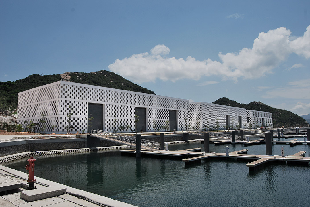 Marine sports Base/Marine Navigation Sports School / 2A2第23张图片