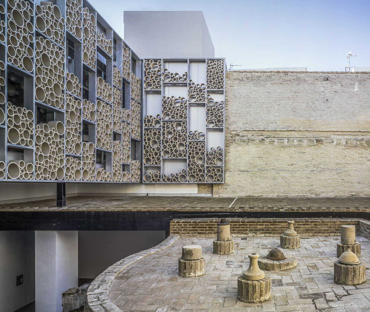 建筑室内规划景观园林艺术家具特里亚纳陶瓷博物馆