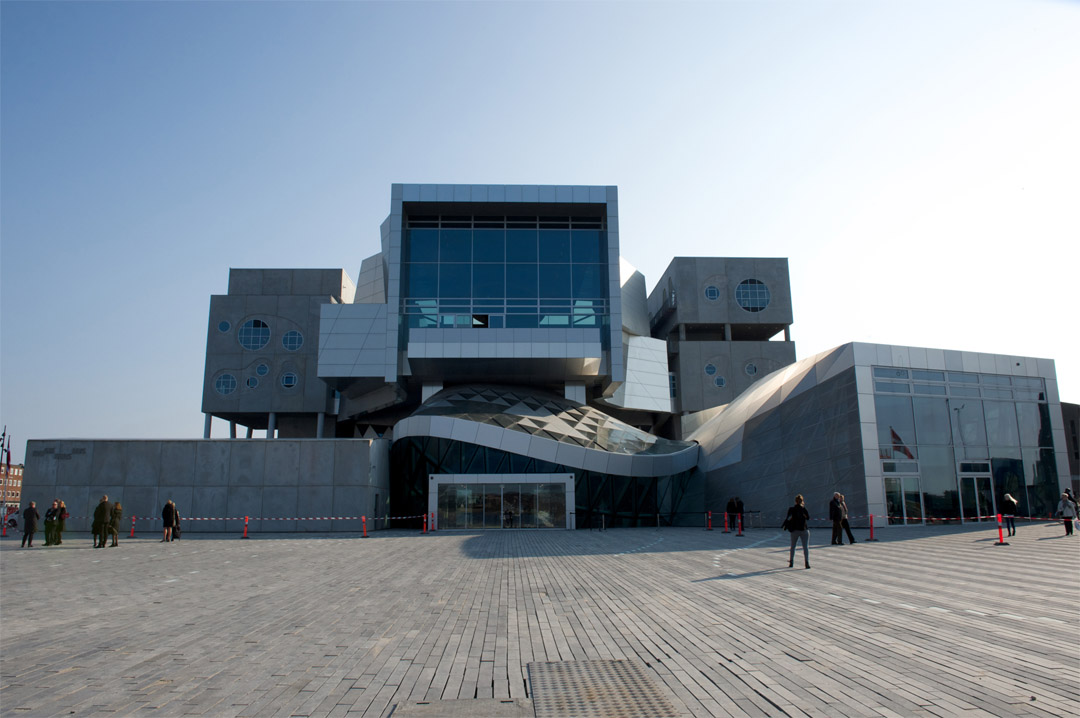 House of Music, Aalborg / COOP HIMMELB(L)AU第1张图片