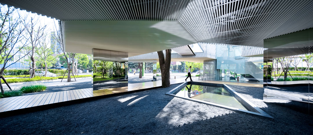 Huaxin Business Center / Scenic Architecture Office第6张图片