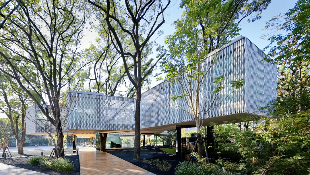 Huaxin Business Center / Scenic Architecture Office第13张图片