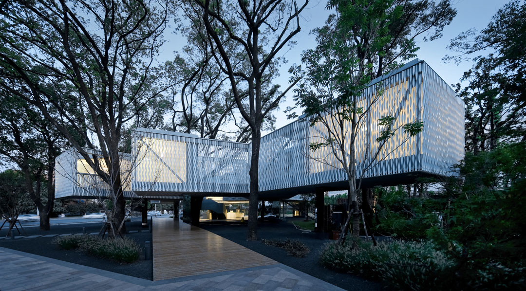 Huaxin Business Center / Scenic Architecture Office第14张图片