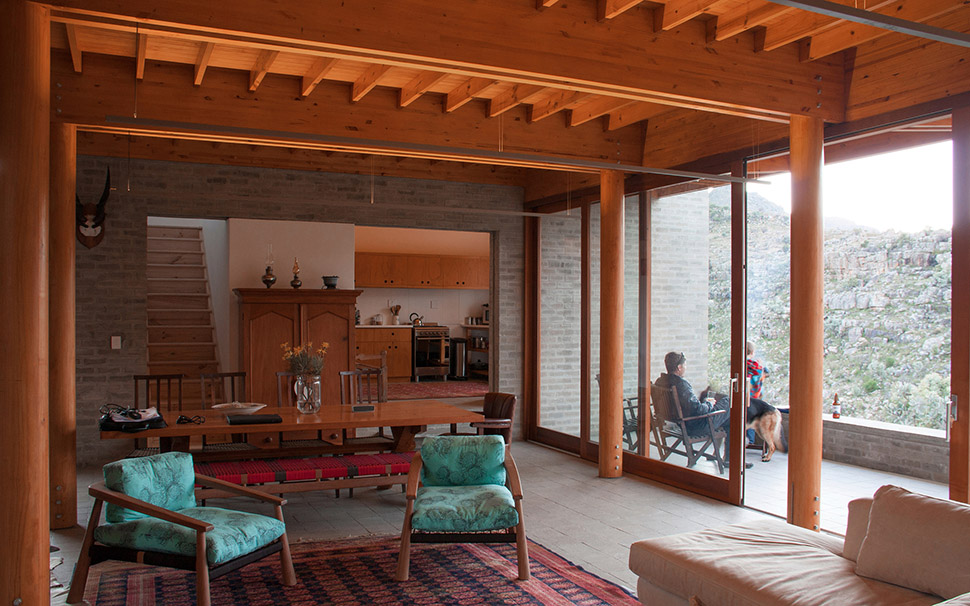 House in the Mountains / Wolff Architects第13张图片