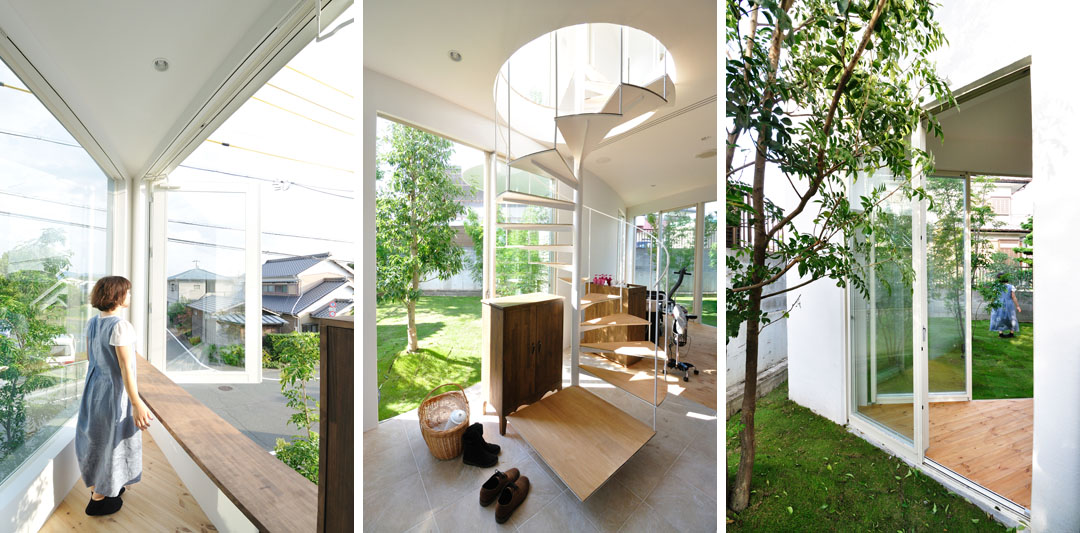 Forest House in the City / Studio Velocity第5张图片