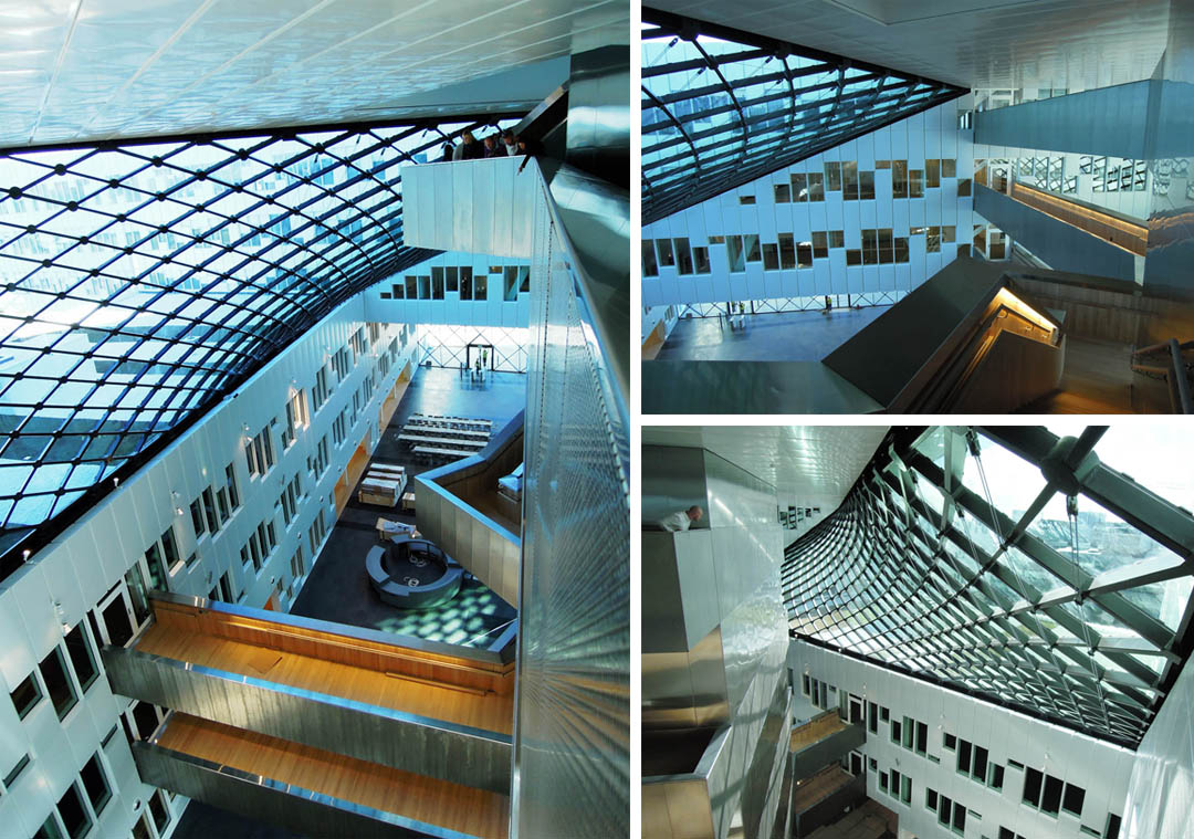 Statoil regional and international offices / a-Lab第7张图片