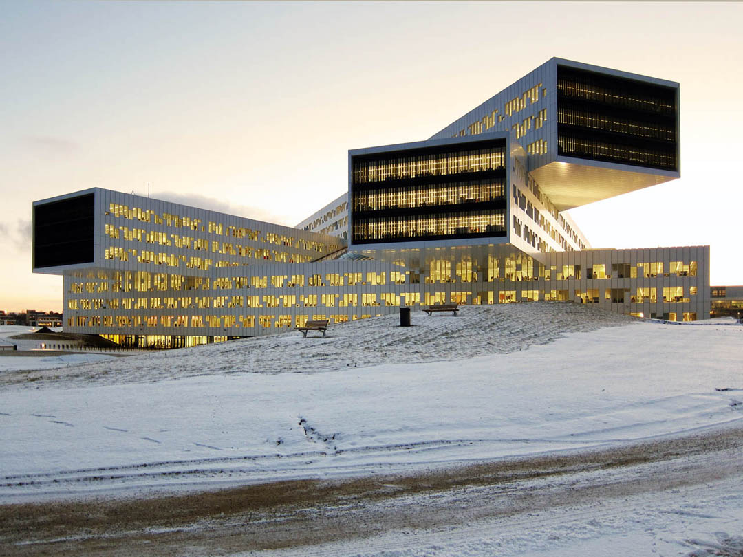 Statoil regional and international offices / a-Lab第3张图片