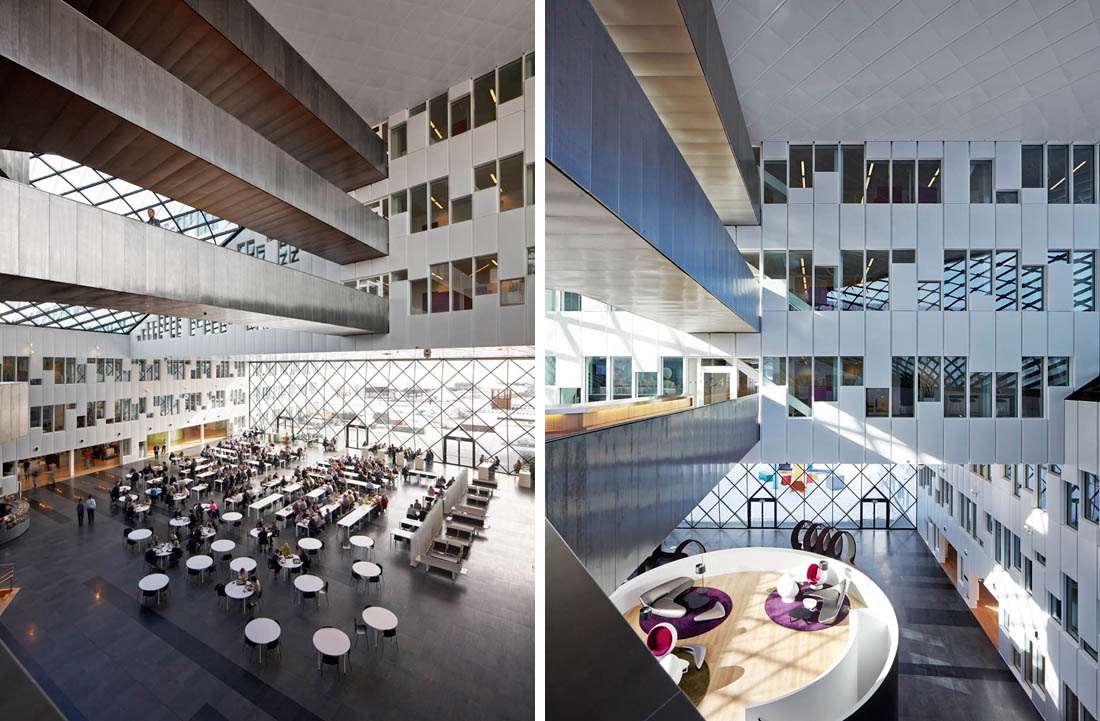 Statoil regional and international offices / a-Lab第9张图片