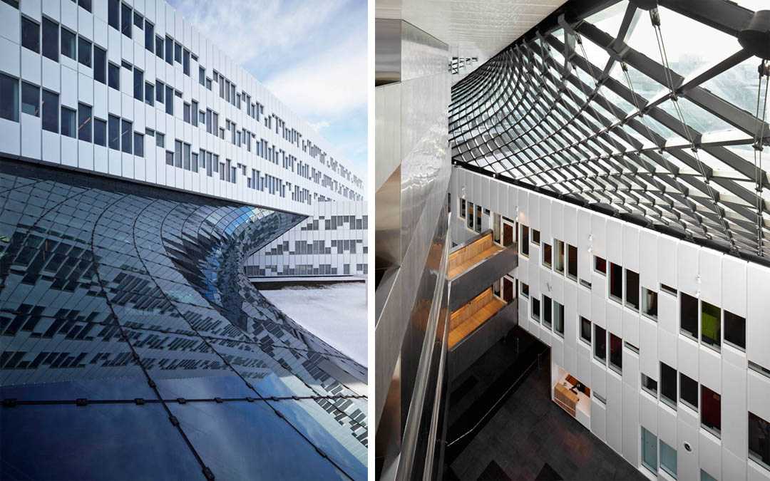 Statoil regional and international offices / a-Lab第12张图片