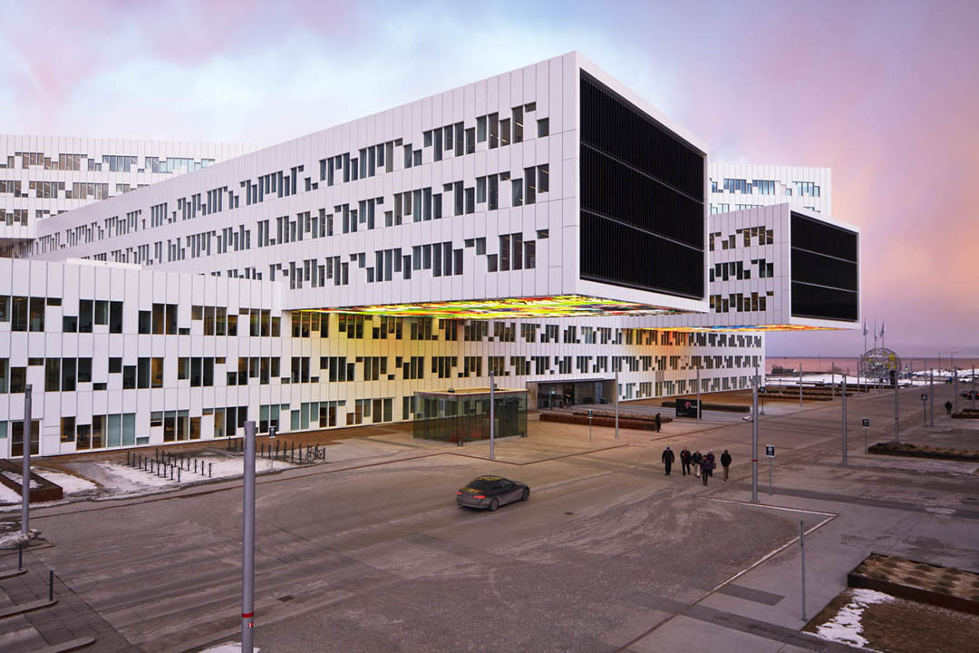 Statoil regional and international offices / a-Lab第6张图片