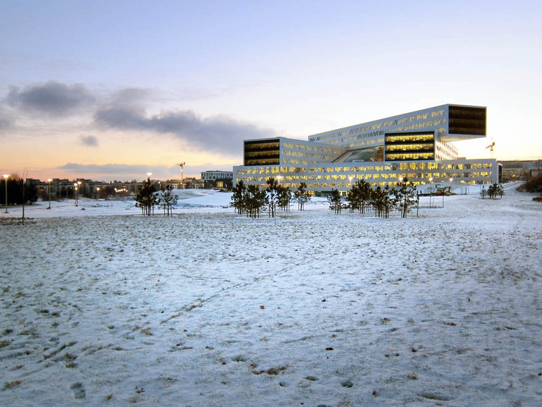 Statoil regional and international offices / a-Lab第2张图片