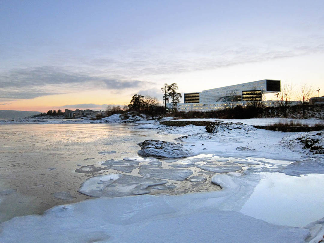 Statoil regional and international offices / a-Lab第1张图片