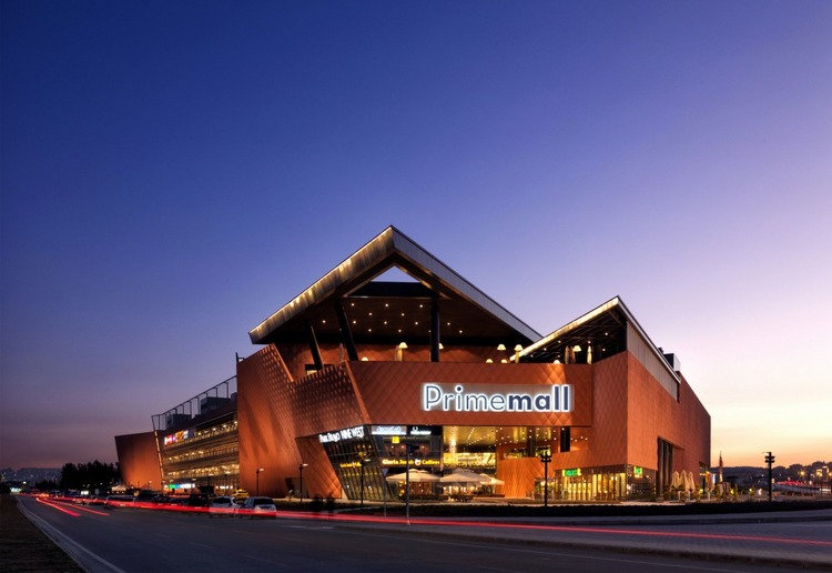 普购物中心Primemall(Gaziantep Shopping Center)第1张图片