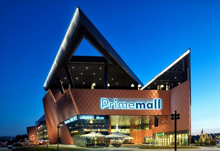 普购物中心Primemall(Gaziantep Shopping Center)第4张图片