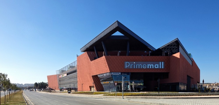 普购物中心Primemall(Gaziantep Shopping Center)第3张图片