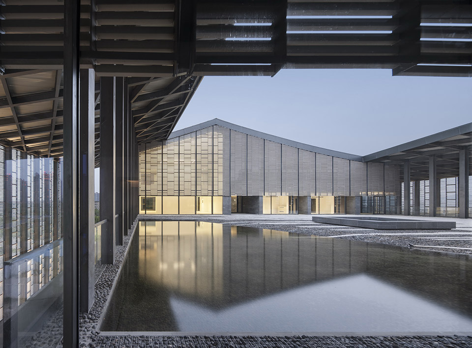 Fan Zeng Art Gallery, Jiangsu, China / Original Design Studio第18张图片