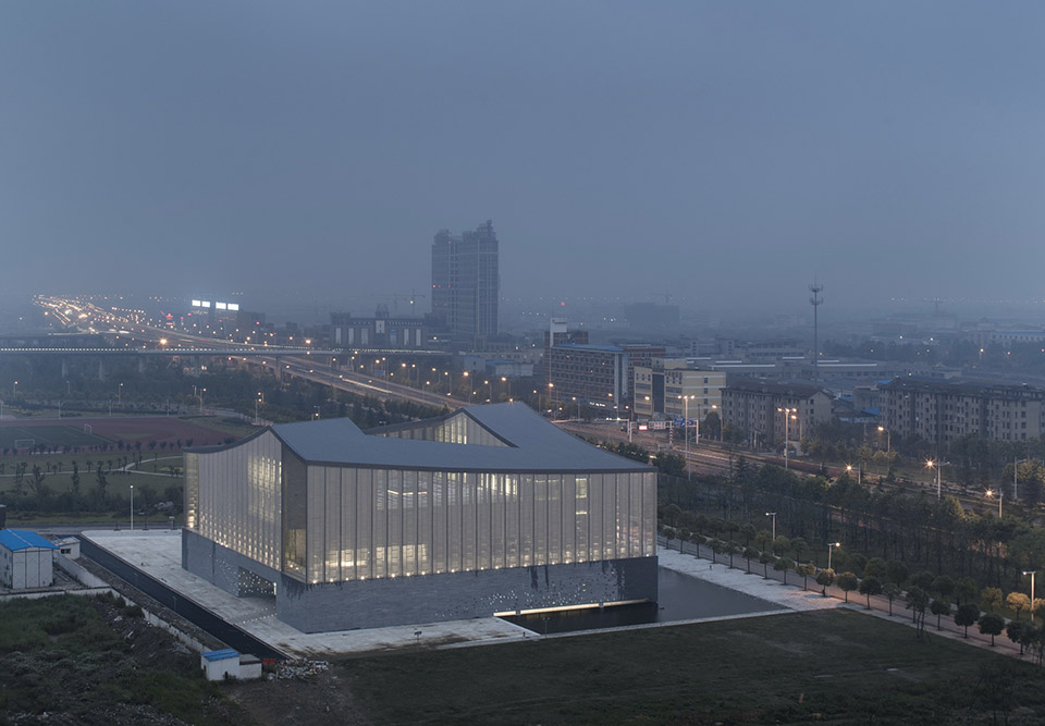 Fan Zeng Art Gallery, Jiangsu, China / Original Design Studio第8张图片