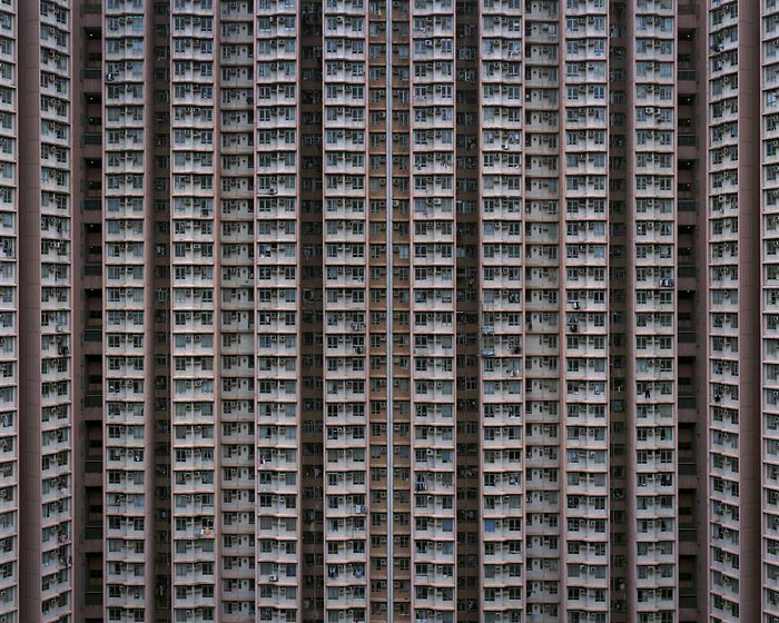 Architecture of Density / Michael Wolf第7张图片