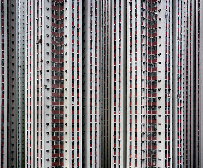 Architecture of Density / Michael Wolf第6张图片