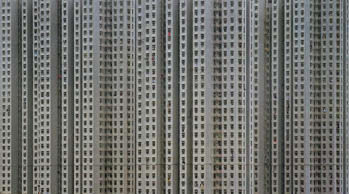 Architecture of Density / Michael Wolf第24张图片