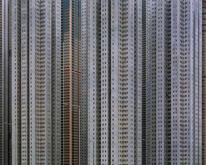 Architecture of Density / Michael Wolf第8张图片