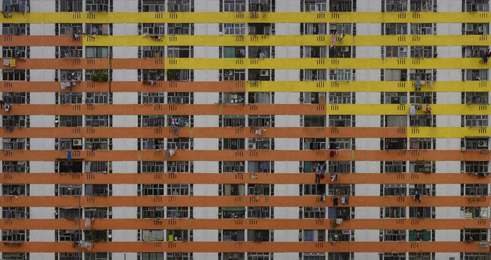Architecture of Density / Michael Wolf第15张图片