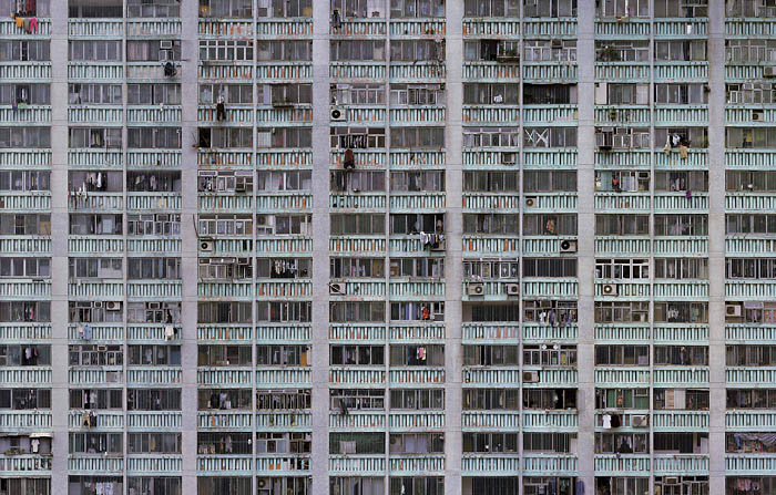 Architecture of Density / Michael Wolf第12张图片