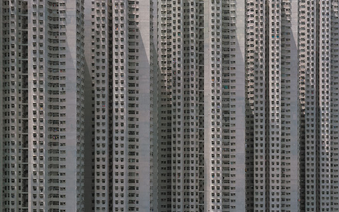 Architecture of Density / Michael Wolf第26张图片