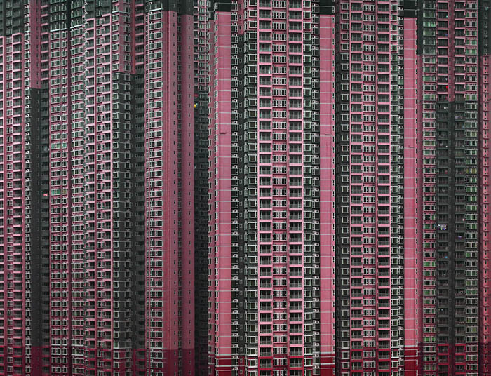 Architecture of Density / Michael Wolf第14张图片