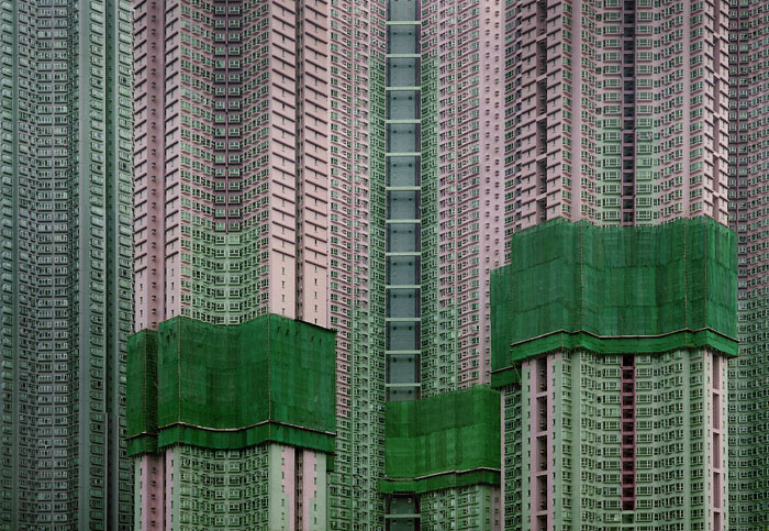 Architecture of Density / Michael Wolf第2张图片