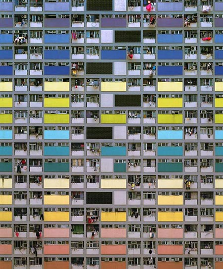 Architecture of Density / Michael Wolf第23张图片