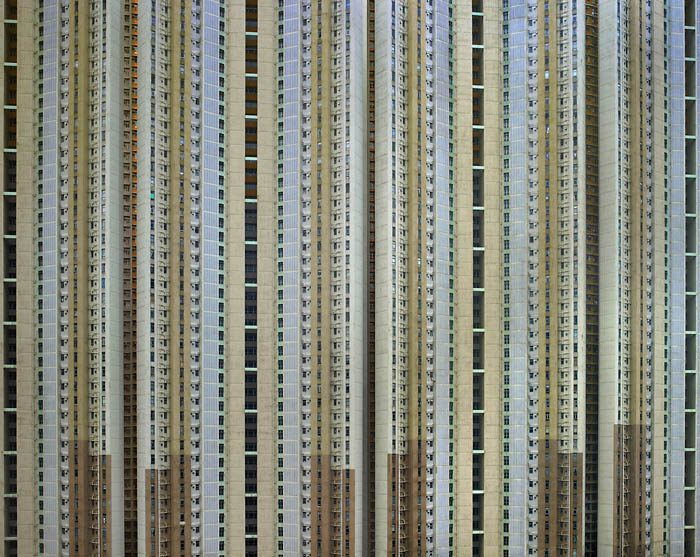 Architecture of Density / Michael Wolf第17张图片