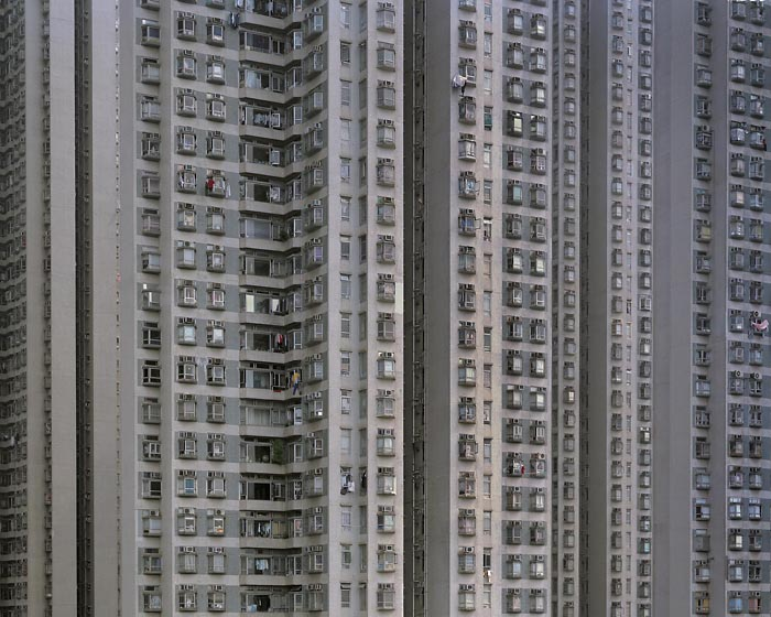 Architecture of Density / Michael Wolf第11张图片